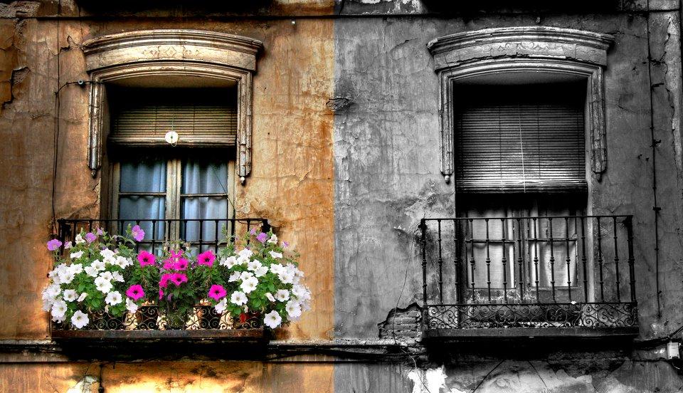 El Ayuntamiento De Guadalajara Convoca El Primer Concurso De Flores - Fotos-de-balcones-con-flores