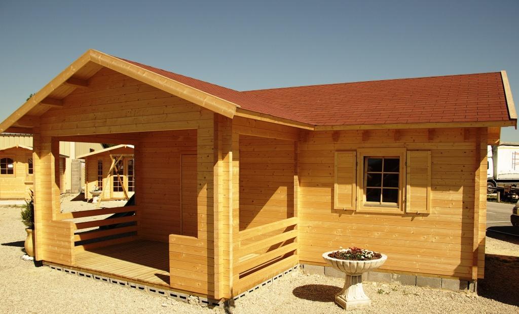 Grupo tene casetas de jardin - Casas de madera valencia ...