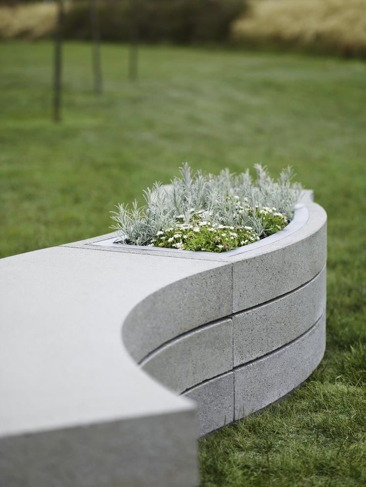 mobiliario urbano jardim : mobiliario urbano jardim:Mobiliario Urbano Hormign > Kirkus Innova