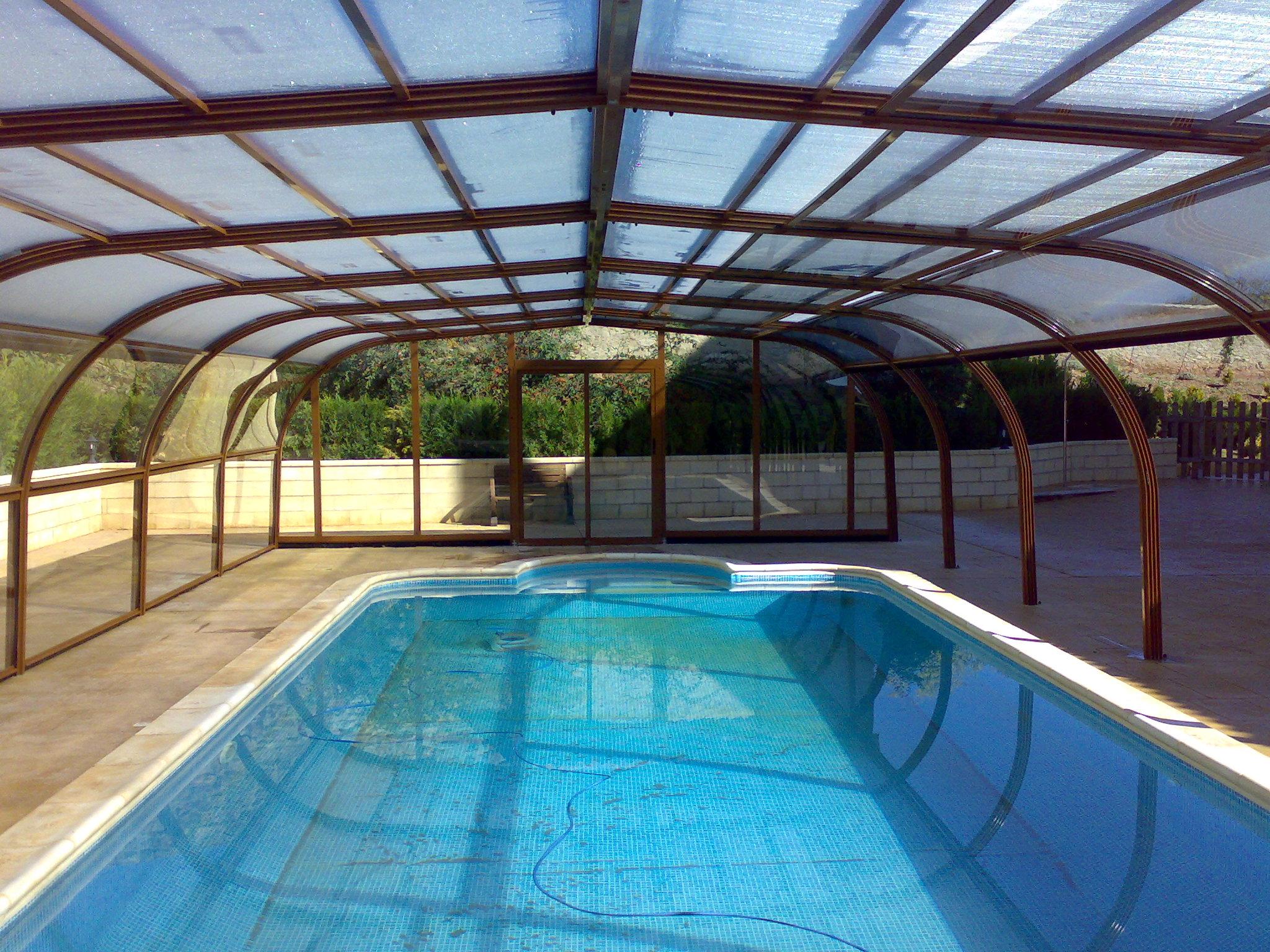 Cubiertas para piscinas cubriland cubiertas para piscinas - Cubierta de piscina ...