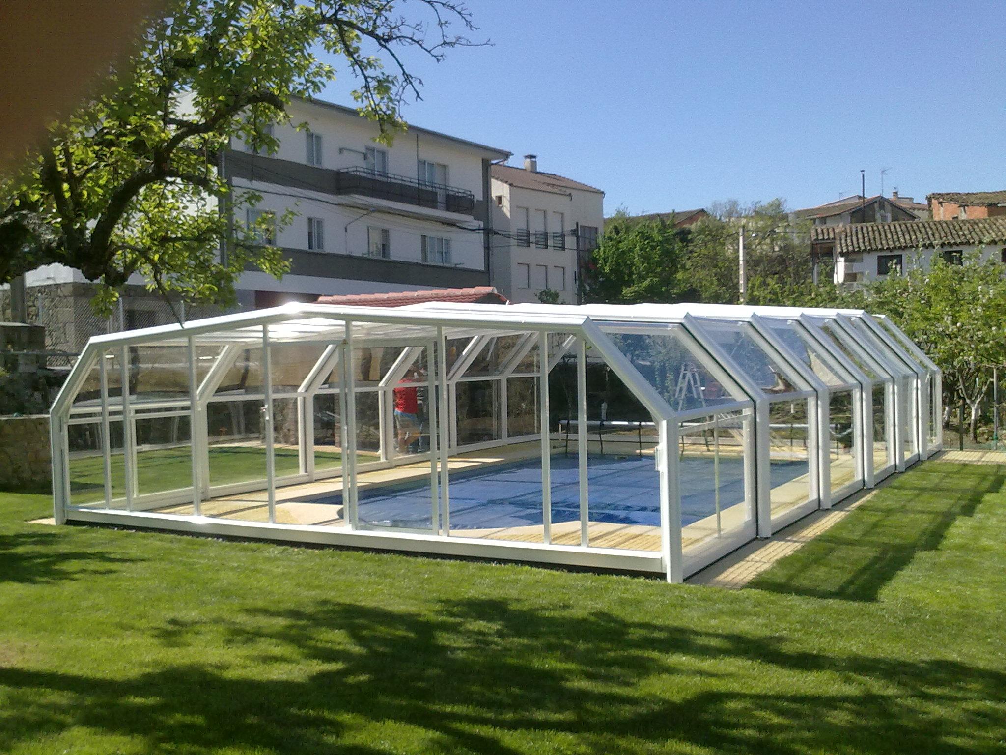 Cubiertas para piscinas cubriland cubiertas para piscinas for Cubiertas piscina