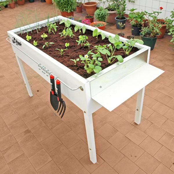 Mesas de cultivo veggie tech for Mesa de cultivo casera