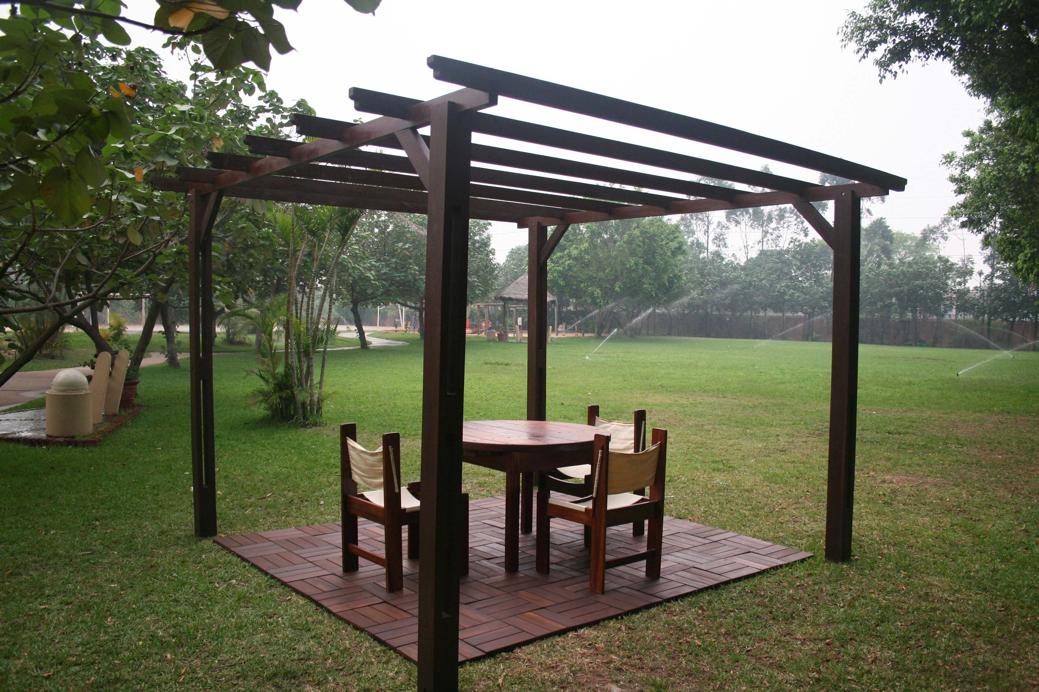 Pin by paulina perez on pergolas pinterest - Imagenes de pergolas ...