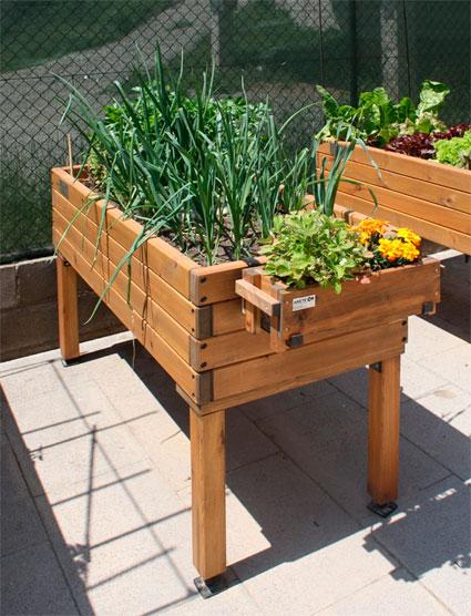 Pastera mesa de cultivo arete - Mesa de cultivo leroy ...