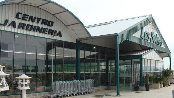 Puntos de venta centros de jardineria ininsa for Centro de jardineria