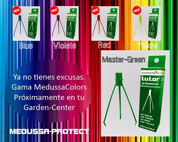 Esta primavera vívela en colores con Medussa-Protect.
