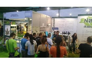 Éxito de Medussa-Protect en Spannabis Málaga